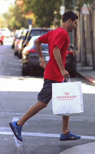 DoorDash Dashers, DoorDash Driver, DoorDash Courier