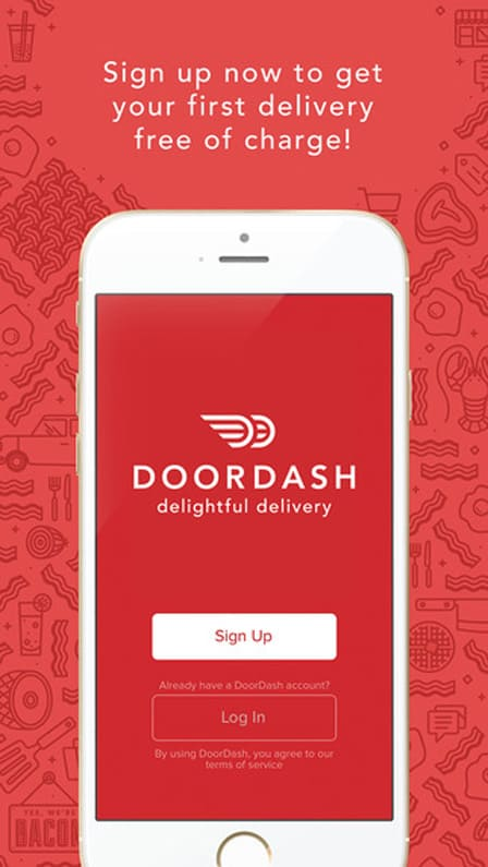 DoorDash Promo Code, DoorDash Code, DoorDash Coupon Code - PA7