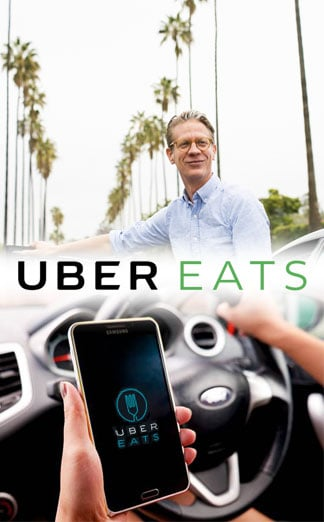 UberEATS Driver, Uber Delivery Driver, UberEATS Courier - EATS-G82TPNVAUE