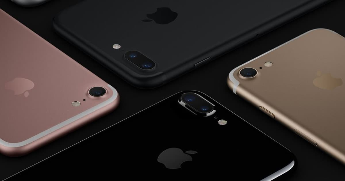 Apple Announces New iPhone 7 and 7 Plus