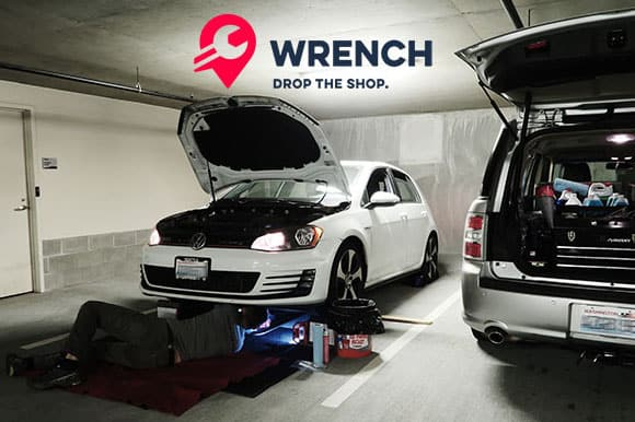 Wrench Mobile Mechanic - Promo Code: SAVE10