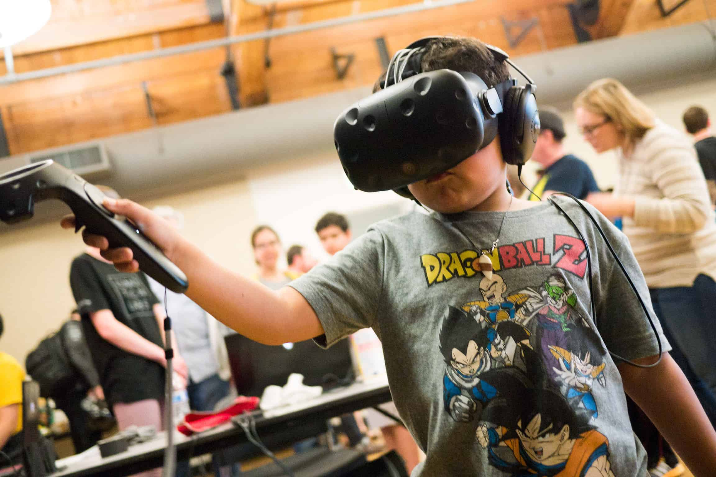 Seattle's First Virtual Reality Pop-Up