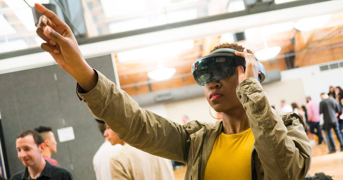 Seattle's First Virtual Reality Pop-up, a Step Towards Diversifying Tech