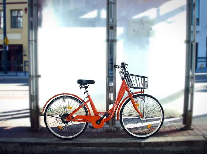 Stationless in Seattle: Bike-Sharing has Landed - Spin Bikeshare Promo Code: BARRETT