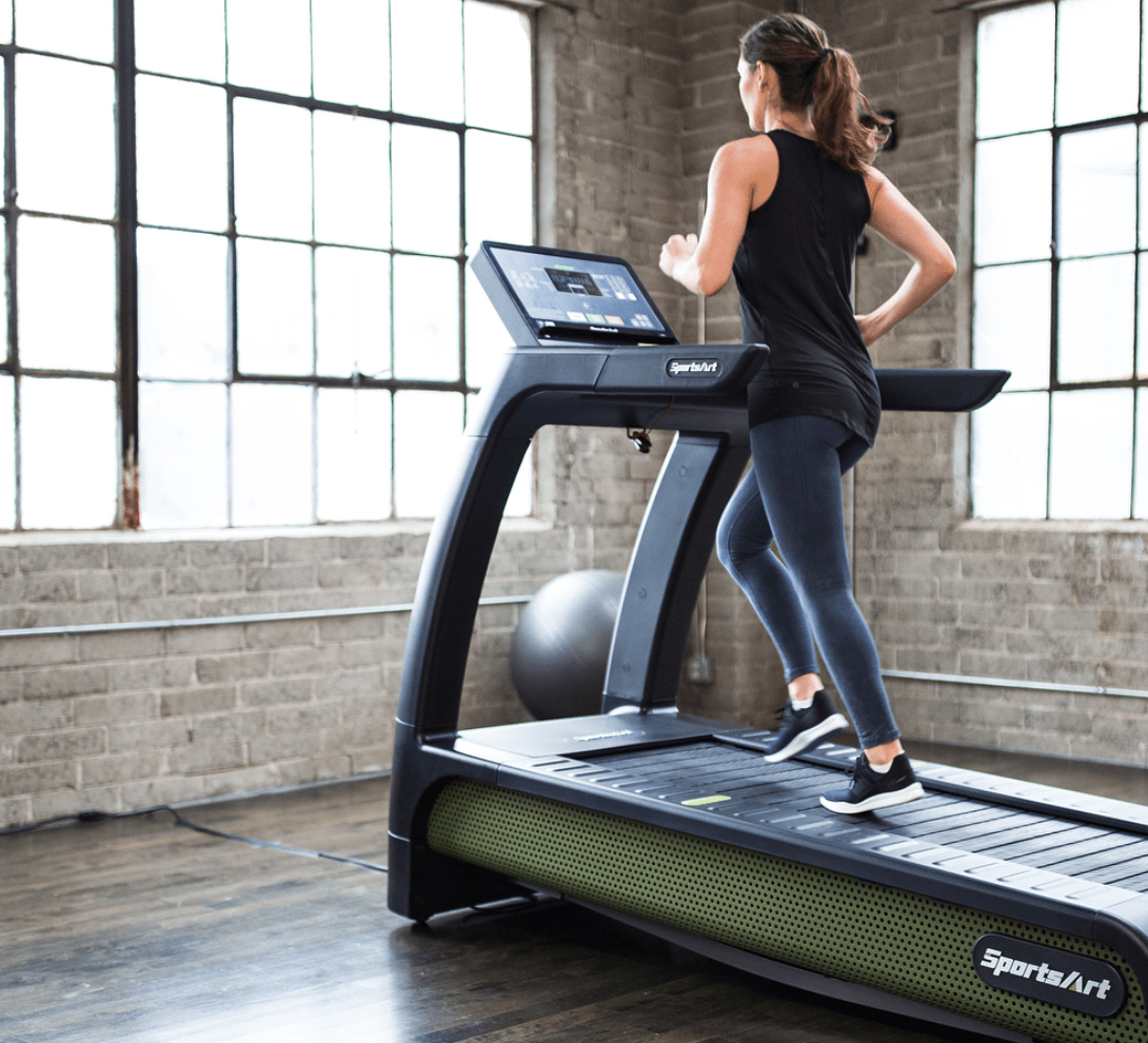 Sustainable Treadmills: Running To Produce Electricity | Virtuul News