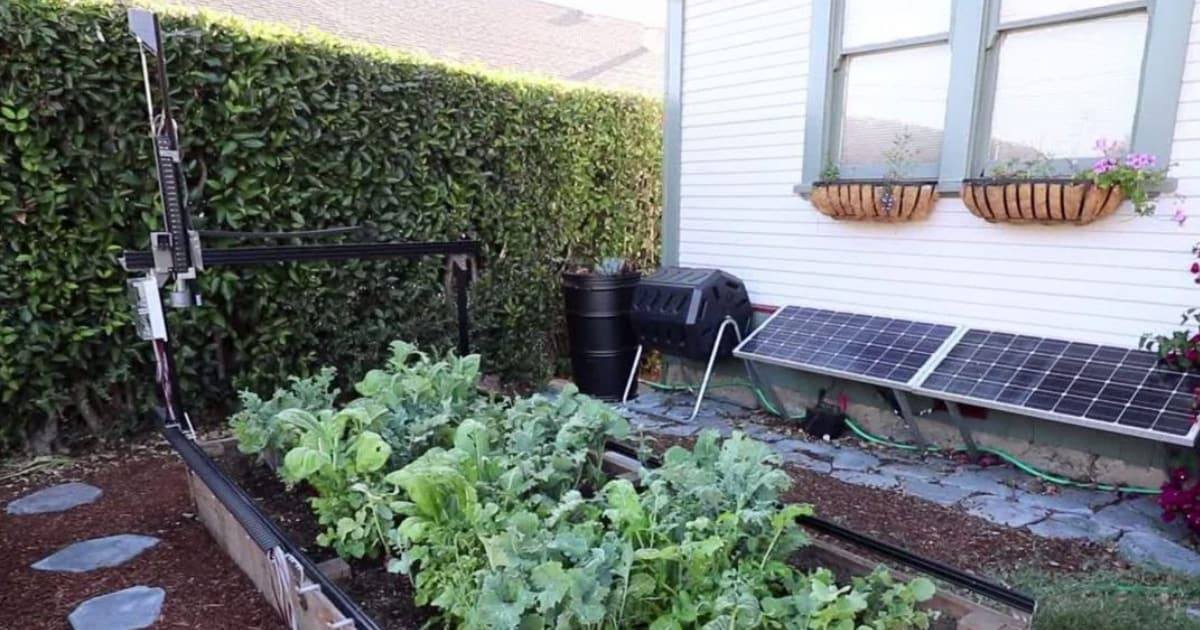 FarmBot Making Open-Source Agriculture More Accessible
