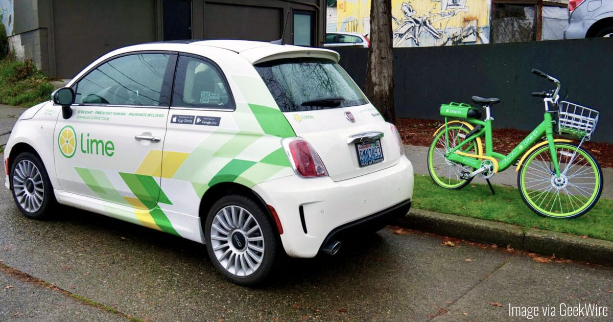 Introducing LimePod, Seattle's Newest Car-Share Service