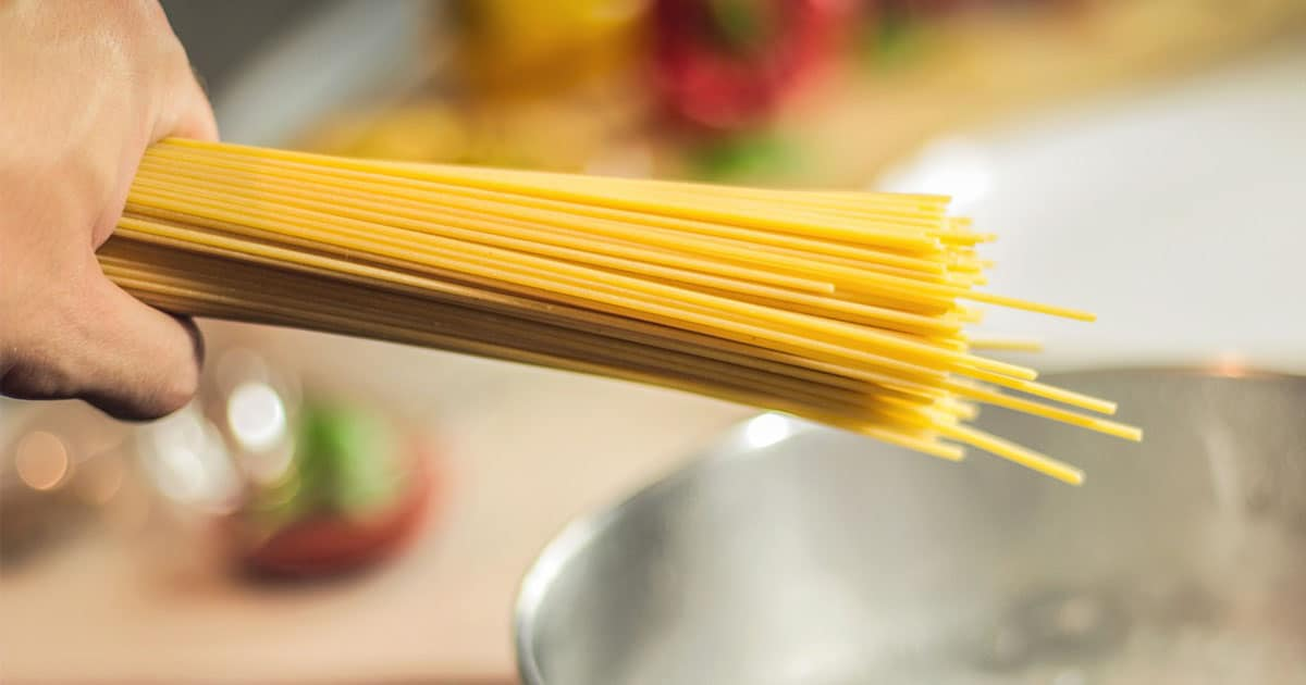 Reheating Your Leftovers Makes for Healthy Pasta