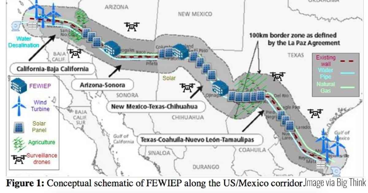Trump's Wall: New, Eco-Friendly Alternative Just Proposed | Virtuul News